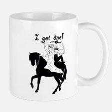 Horseback Bride Mug