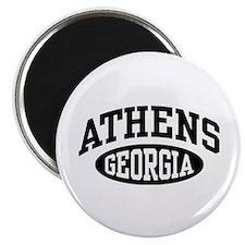 Athens Georgia Magnet