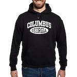 Columbus Georgia Hoodie (dark)