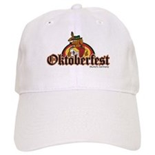 Oktoberfest Dachshund Baseball Cap