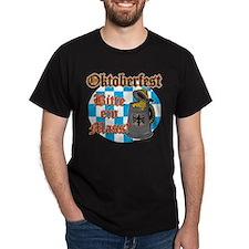 Oktoberfest Bitte ein Mass T-Shirt