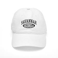 Savannah Georgia Baseball Cap