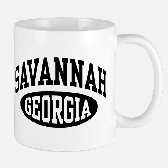 Savannah Georgia Mug