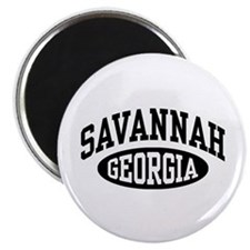 Savannah Georgia Magnet
