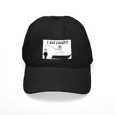 I Got Caught Groom Fishing Baseball Hat
