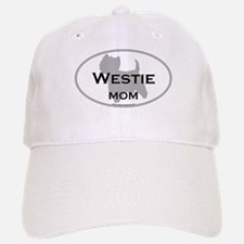 Westie MOM Baseball Baseball Cap