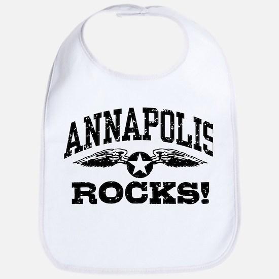 Annapolis Rocks Bib