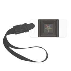OES Square Luggage Tag