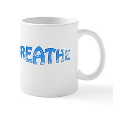Breathe Clouds Mug