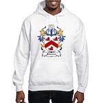Shuster Coat of Arms Hooded Sweatshirt