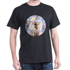 Yellow Labrador Angel T-Shirt