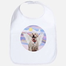 Yellow Labrador Angel Bib