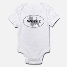 Westie Infant Creeper