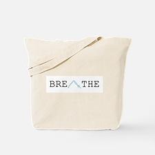 Yoga Breathe 2 Tote Bag