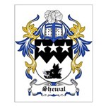 Shewal Coat of Arms Small Poster