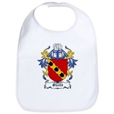 Sheild Coat of Arms Bib
