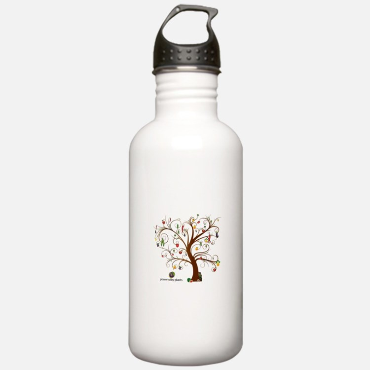 Cute Organic Sports Water Bottle