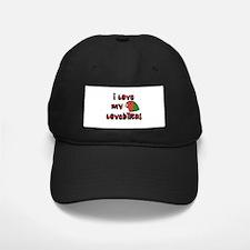 Anime Peachfaced Lovebird Hat