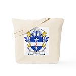 Shank Coat of Arms Tote Bag