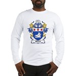 Shand Coat of Arms Long Sleeve T-Shirt