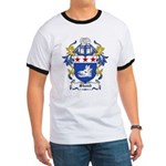 Shand Coat of Arms Ringer T