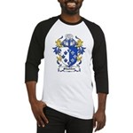 Shadden Coat of Arms Baseball Jersey