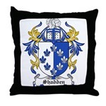 Shadden Coat of Arms Throw Pillow