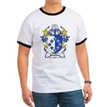 Shadden Coat of Arms Ringer T
