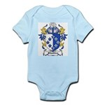 Shadden Coat of Arms Infant Creeper
