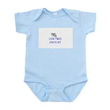 Look Twice Infant Bodysuit