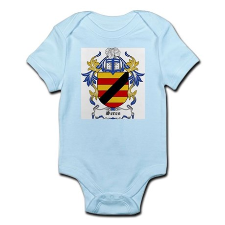 Seres Coat of Arms Infant Creeper