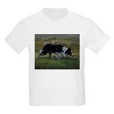 Border Collie Wiston Cap T-Shirt