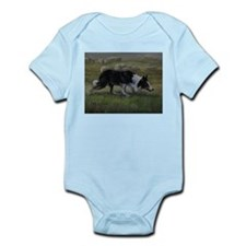Border Collie Wiston Cap Infant Bodysuit