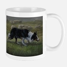 Border Collie Wiston Cap Mug