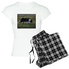 Border Collie Wiston Cap Pajamas