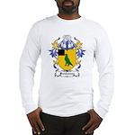 Senhouse Coat of Arms Long Sleeve T-Shirt