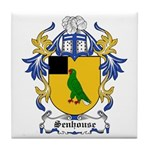 Senhouse Coat of Arms Tile Coaster