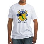 Senhouse Coat of Arms Fitted T-Shirt