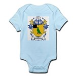 Senhouse Coat of Arms Infant Creeper