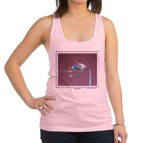 Alley Oop shirt.tif Racerback Tank Top