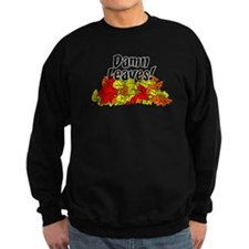 Damn Leaves Autumn Sweatshirt