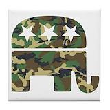 Republican Drink Coasters