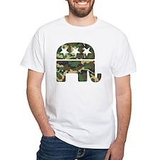 Republican Camo Elephant.png Shirt