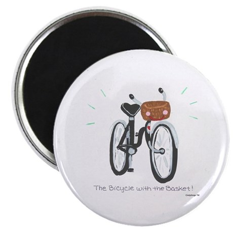 """Bicycle 2.25"""" Magnet (10 pack)"""