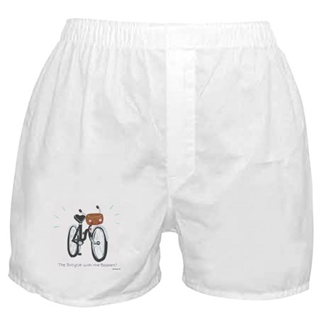 Bicycle Boxer Shorts