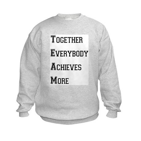 T.E.A.M. Kids Sweatshirt
