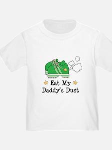 Eat My Daddy's Dust Marathon T-Shirt