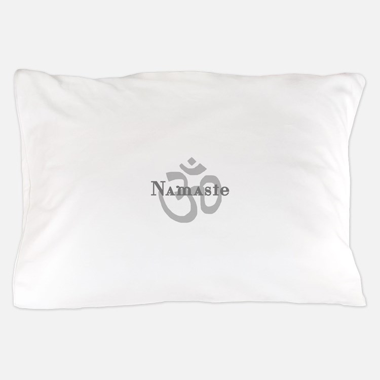Namaste 4 Pillow Case
