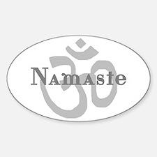 Namaste 4 Decal
