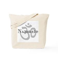 Namaste 4 Tote Bag